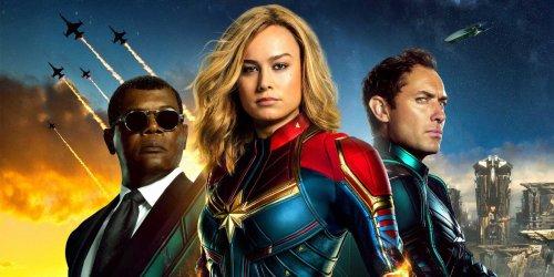 Captain Marvel : le scénario du film n'arrêtait pas de changer pendant le tournage