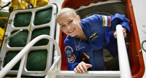 The Challenge : un réalisateur et une actrice russes se sont envolés pour tourner le premier film dans l'espace