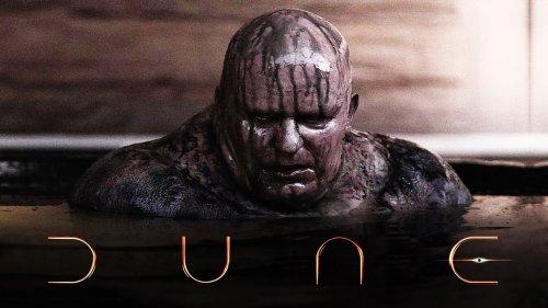 Dune : il fallait plus de 7h pour maquiller le Baron chaque jour - CinéSéries