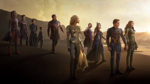 Les Éternels : découvrez les premiers avis sur le film Marvel