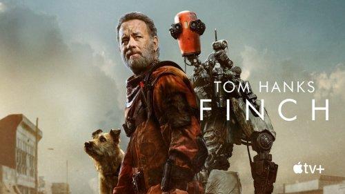 Finch : une première bande-annonce attachante pour le prochain Tom Hanks