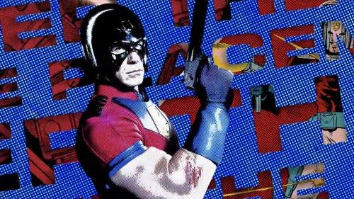 Peacemaker : premier aperçu de la série spin-off de The Suicide Squad