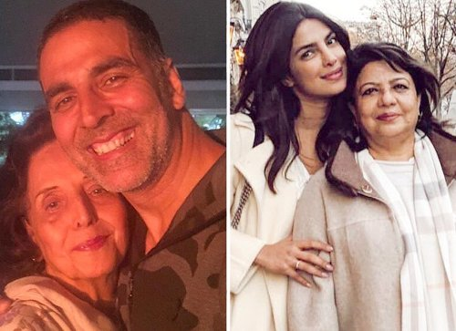 How Bollywood Celebrated Mother's Day? From Salman Khan to Pee Cee
