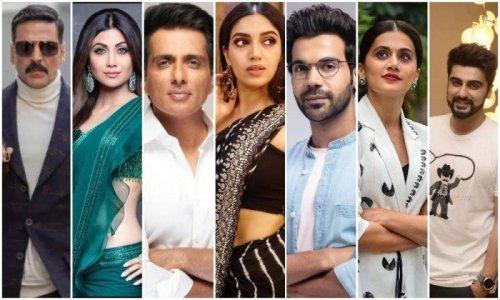 Akshay Kumar, Shilpa Shetty, Bhumi Pednekar, Rajkummar Rao, Sonu Sood, Arjun Kapoor, Taapsee Pannu to feature in UN's special music video for World's Environment Day