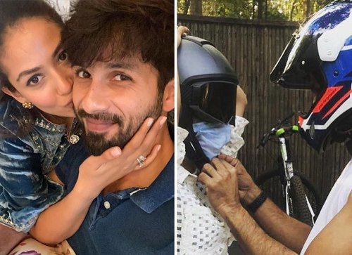 Mira Kapoor Makes Fun of Shahid Kapoor on Social Media