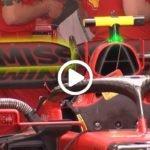 Ferrari, le novità al GP di Spagna: l'analisi tecnica di Matteo Bobbi [ VIDEO ]