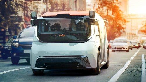 Dubai to launch driverless taxi fleet