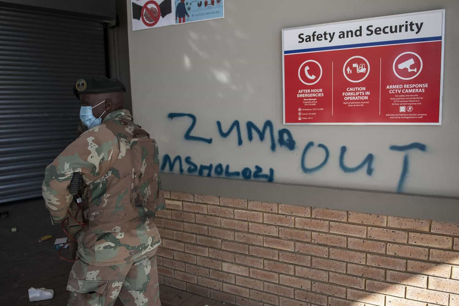 This is the Zuma-faction terror we probably avoided in 2008