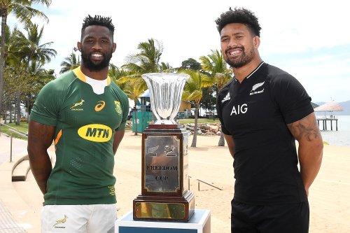 All Blacks Test: Kolisi says Boks will draw on energy of expectant fans