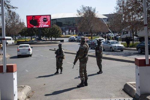 Do not provoke our members, SANDF warns public