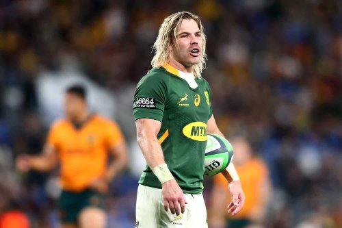 Faf on yellow card against Wallabies: 'I'd do the same thing again'