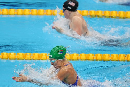 First medal for Team SA as Schoenmaker shines in Tokyo