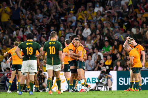 Bok boss labels 30-17 defeat to Wallabies worst performance in three years