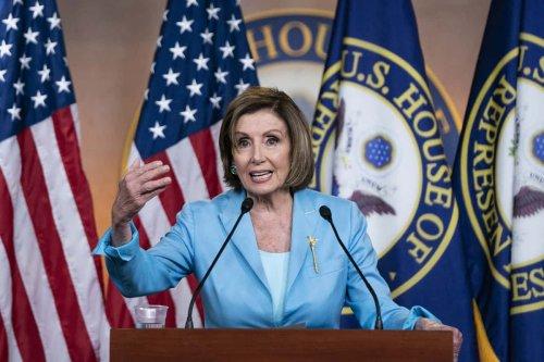 Pelosi hints infrastructure delay as US Congress begins huge week