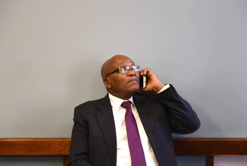 Zuma challenges imprisonment at African Court on Human and Peoples' Rights