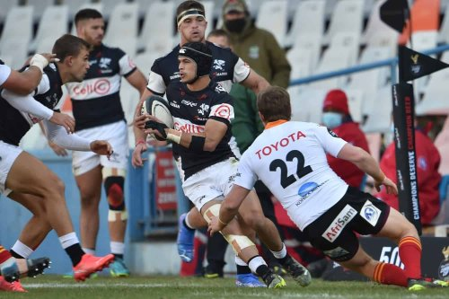 Sharks scrape to victory in Currie Cup clash with Cheetahs