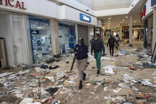 ANCYL leader accused of instigating KZN, Gauteng riots released on bail