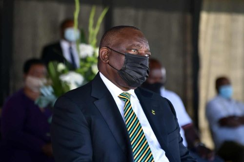 Ramaphosa to announce Cabinet reshuffle at 8.30pm