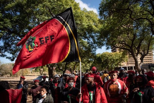 EFF march: These Pretoria streets will be affected on Friday