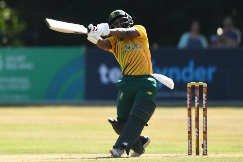 Bavuma leads from the front as Proteas sweep T20 series