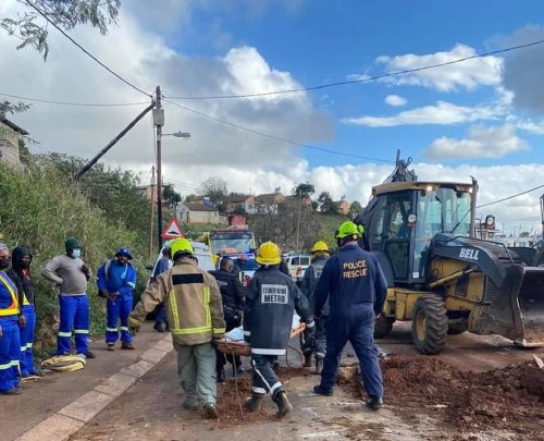 Bodies of KZN structural collapse victims recovered