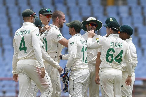 First Test wrap: Elgar impressed with several departments