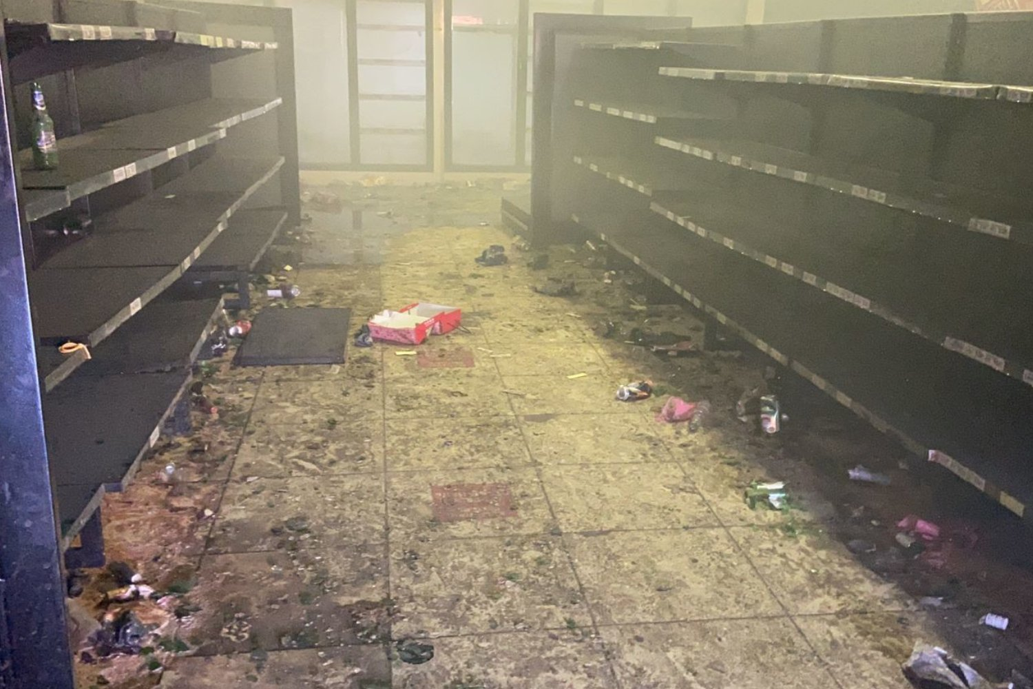 WATCH: Another centre in KZN decimated by violence