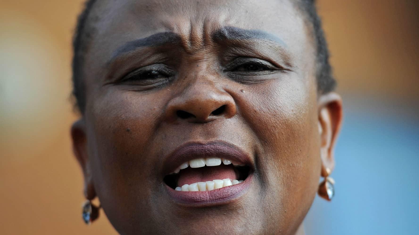 Mkhwebane's 'rescission application' will be dismissed