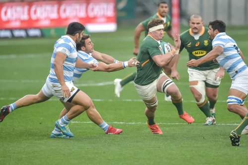 Wiese delivers for Springboks in the absence of Vermeulen