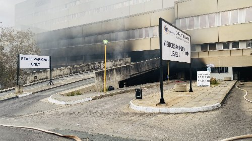 Fire hydrants 'part of a bigger problem' at Charlotte Maxeke hospital | The Citizen