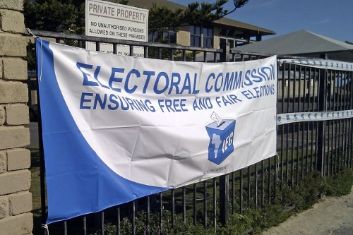 IEC announces one-off voter registration weekend ahead of polls
