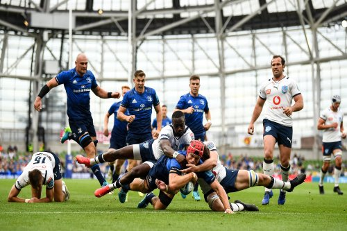 'I'm a realist,' says White after Bulls exposed by Leinster