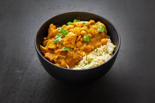 Recipe of the day: Fragrant chicken and coconut curry