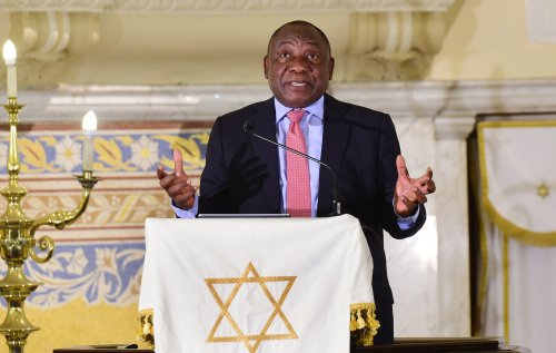Daily news update: Ramaphosa sides with Palestine, suicidal Denel workers and more