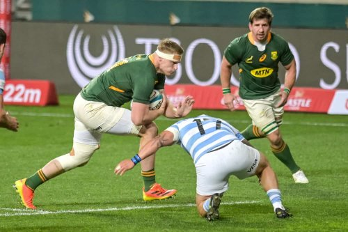 Nienaber relieved as selection gamble pays off against Pumas