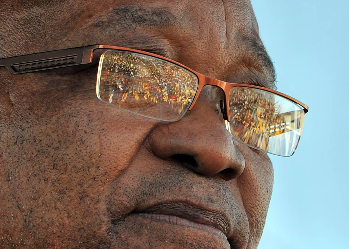SAPS confirms Zuma has been arrested and will spend night in prison