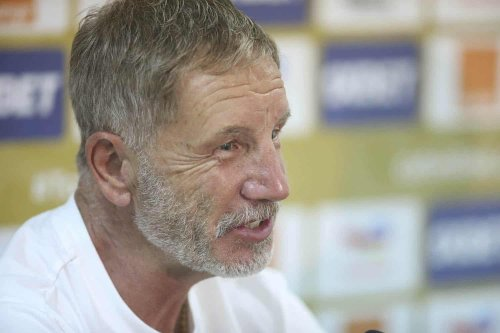 Baxter's promise to Kaizer Chiefs supporters