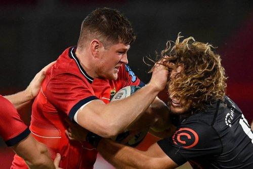 Sharks outplayed by Munster in one-sided battle
