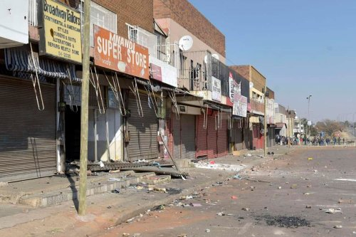 SA unrest: SAHRC to probe causes and impact of violence, looting