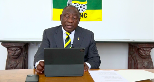 ANC NEC: It's done, Ace is gone - Ramaphosa says suspension stands | The Citizen