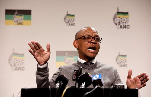 ANC's Mabe questions 'strange' timing of corruption allegations against him