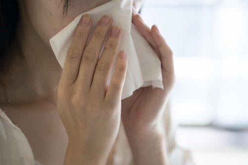 Sneezing season sweeps in