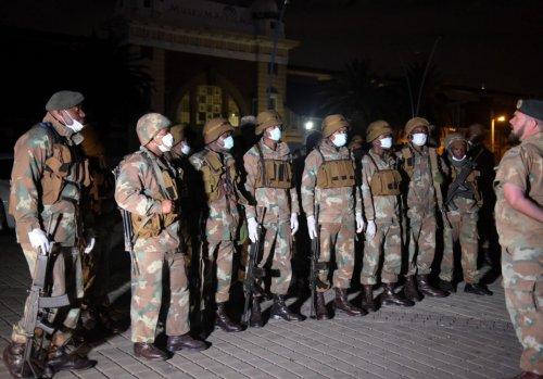 Defence expert says 2,500 SANDF members 'enough'