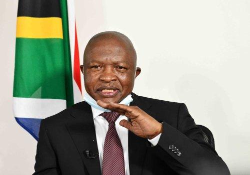 David Mabuza takes vaccination message to Mpumalanga