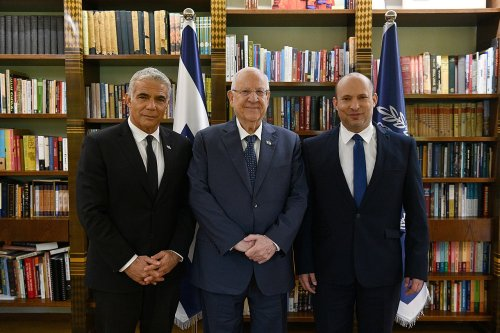 New Israeli Government, Same Israeli Apartheid