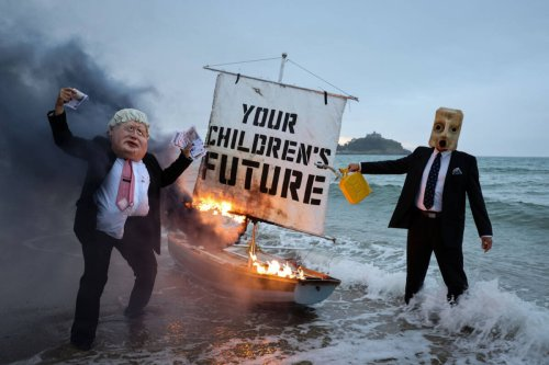 Why Democracies in G7 & NATO Should Reject U.S. Leadership