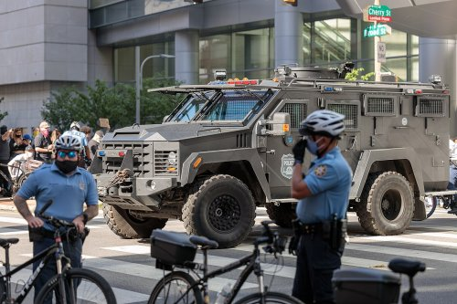 Policing is Not a Public Good
