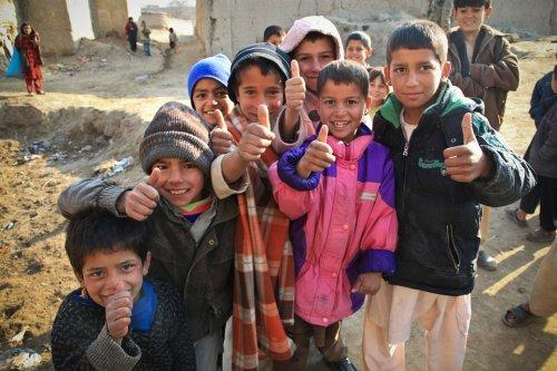 "U.S. Joins ""Rules-Based World"" on Afghanistan"