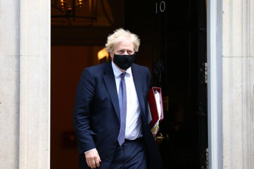 Boris Johnson is keen to get UK workers back to the office as soon as possible - CityAM