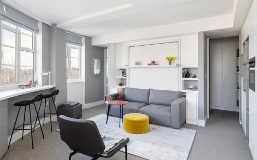 London sees the return of the pied-à-terre